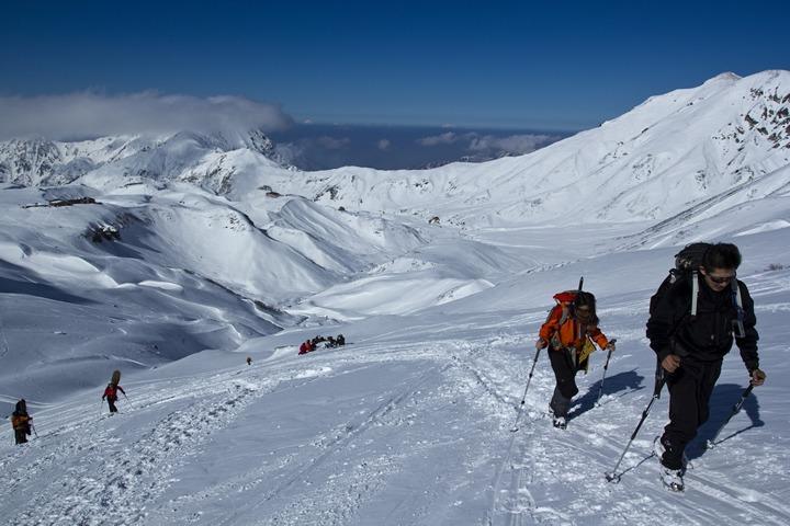 登山ツアーのアルプスエンタープライズ