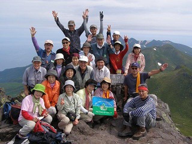 羅臼岳・斜里岳・雌阿寒岳における登山ツアーの魅力